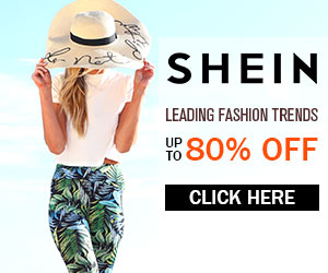 SheIn -Your Online Fashion T-shirts