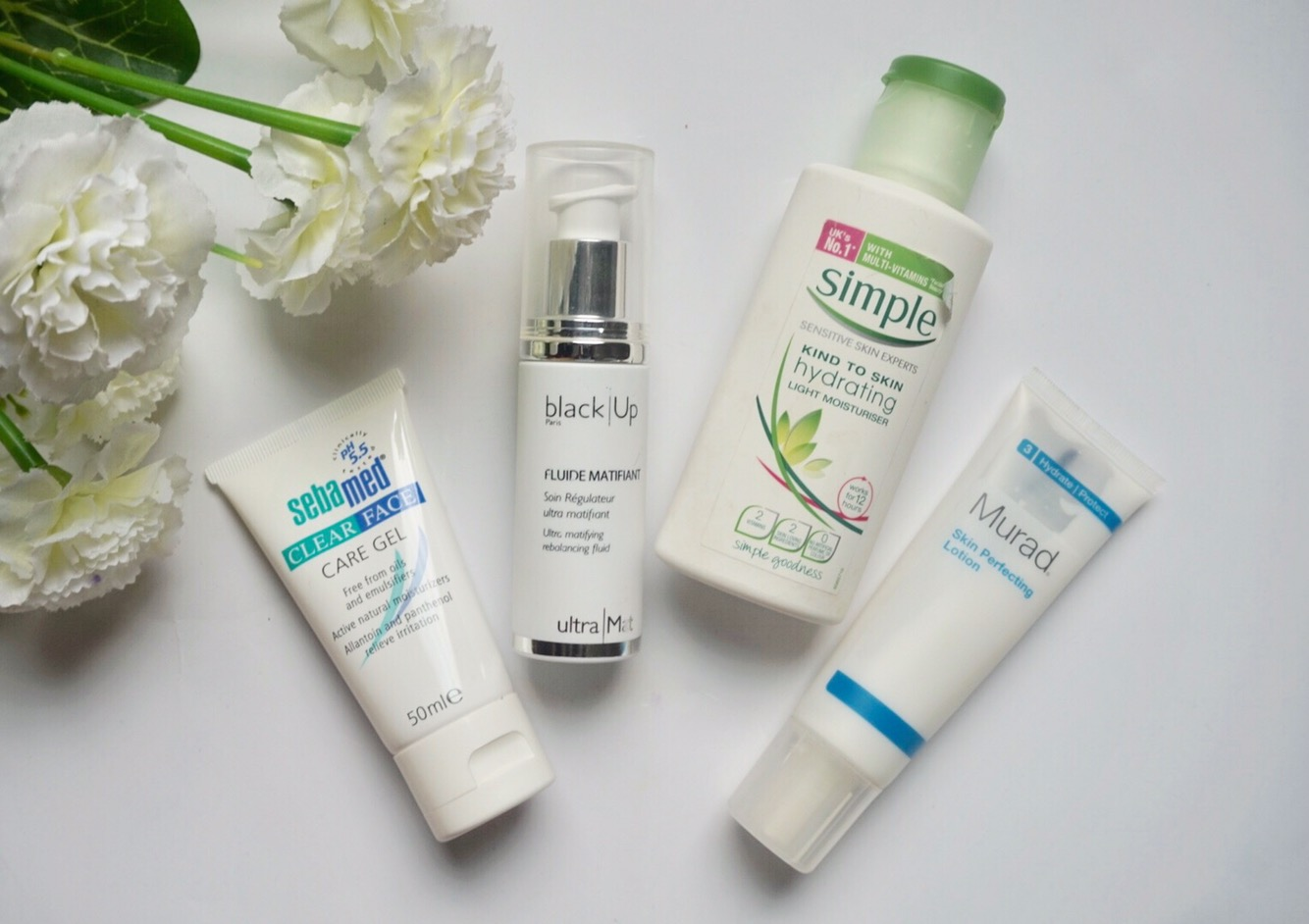 My favorite affordable and high-end moisturizers