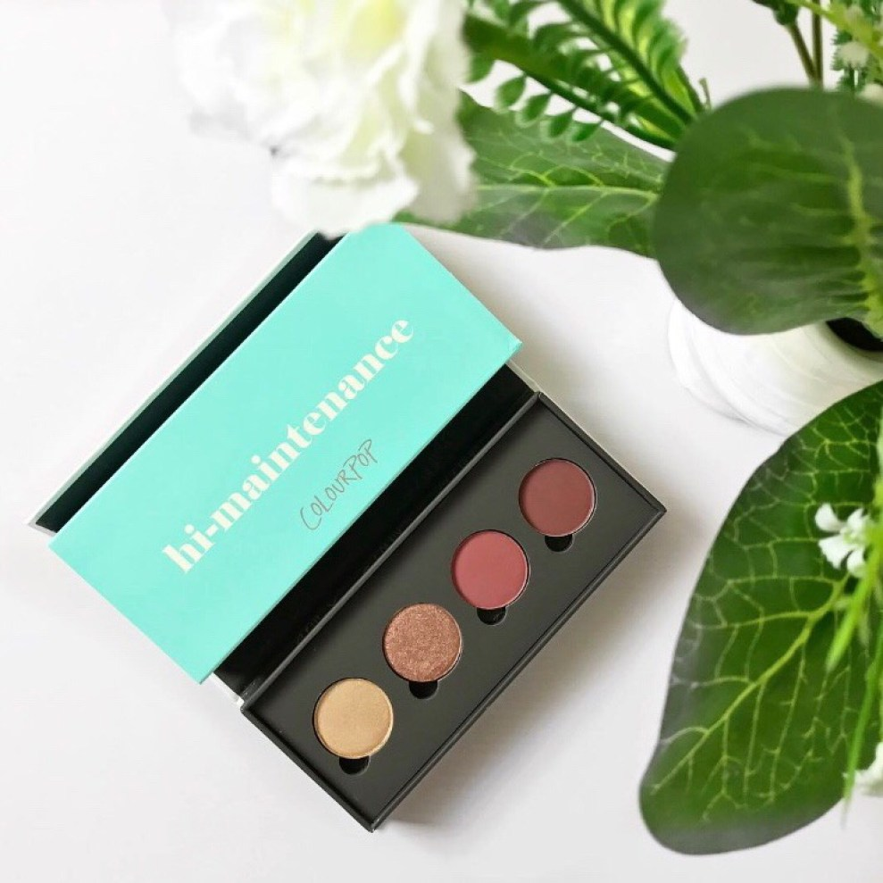 Colourpop Hi-Maintenance Palette