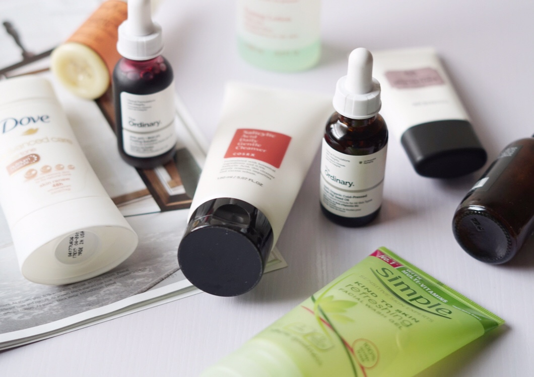 New skincare additions to my routine