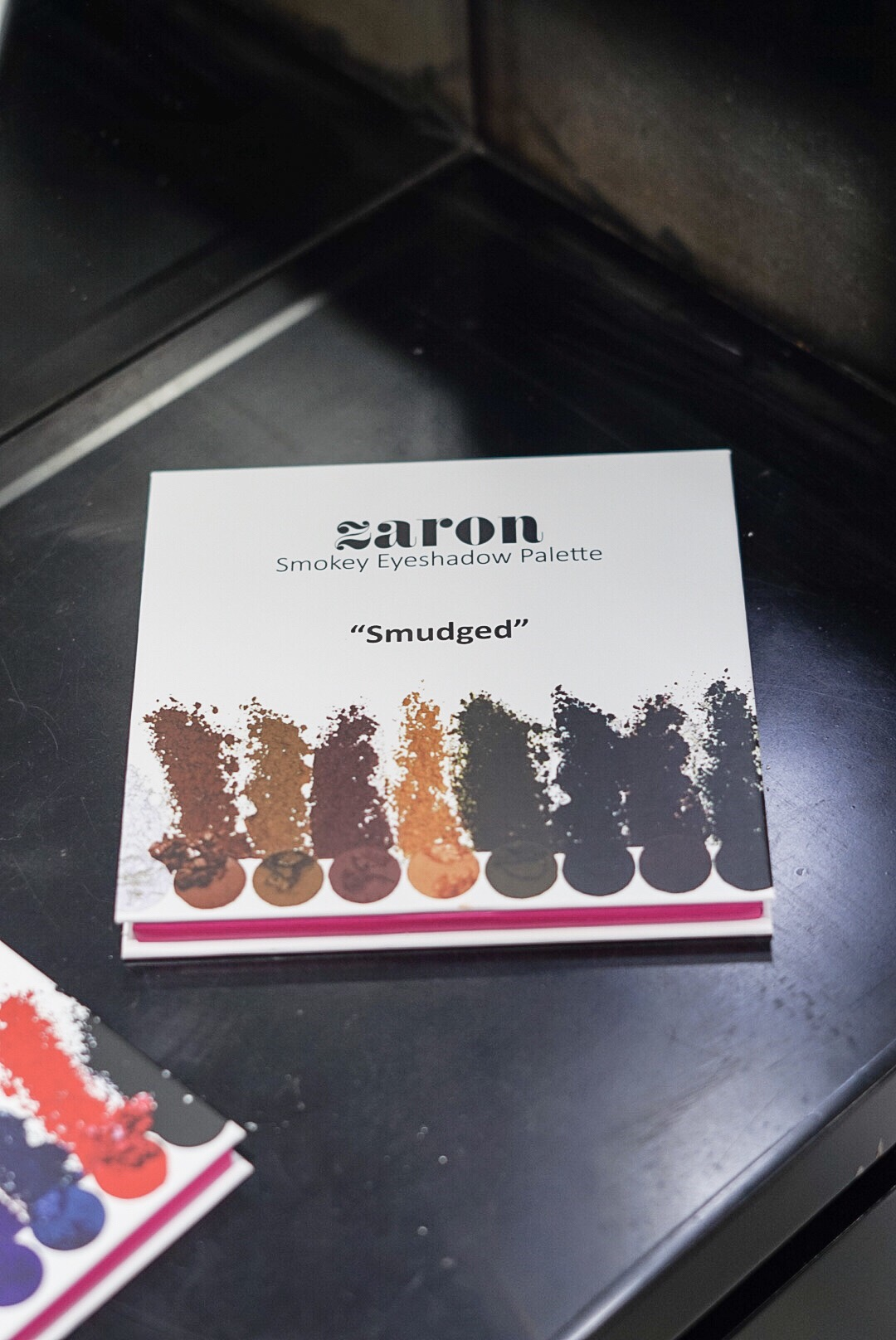 New Zaron 9-in-1 Palette in Smudged