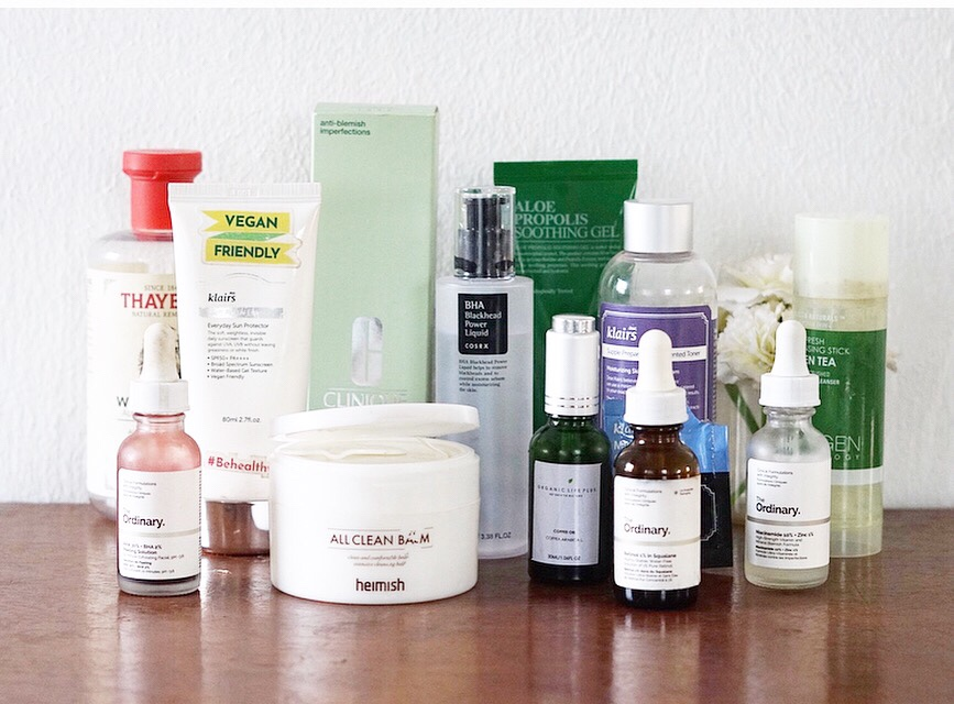 Best of Skincare 2018