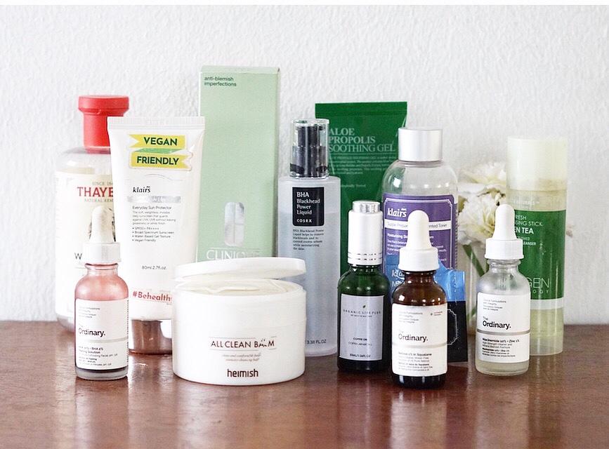 Best of Skincare 2018