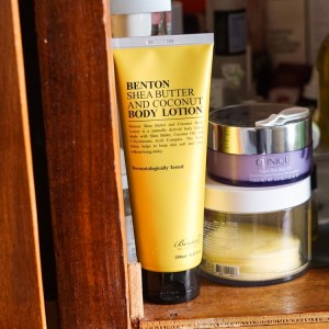 Benton Shea Butter and Coconut Body Lotion