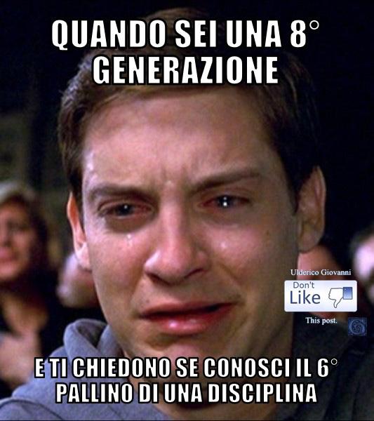 Problemi generazionali
