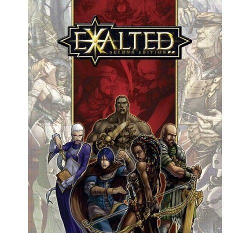 Exalted 2° edizione