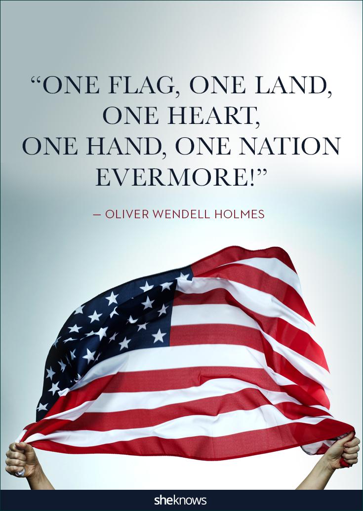 Quotations About Patriotism : quotations, about, patriotism, Quotes, About, America, That'll, Patriotic, SheKnows