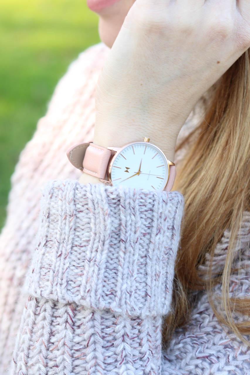 mvmt blush watch