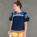 Color Crush: Navy & Yellow