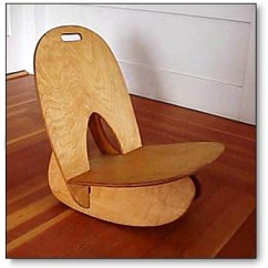 How To Make A Plywood Chair Dxracer Gaming Uk Puzzle Rocker Rocking Plans