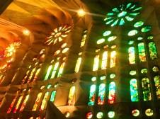 Sagrada Familia Barcelona Copyright Shelagh Donnelly