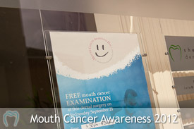 Mouth Cancer Awareness