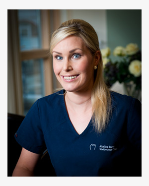Aishling Barry - Practice Manager - Shelbourne Dental Clinic