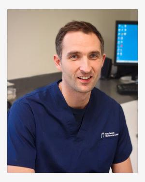 Dr. Tom Canning - Dublin Prosthodontist