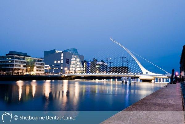Just a short stroll from our Dublin Dental Clinic