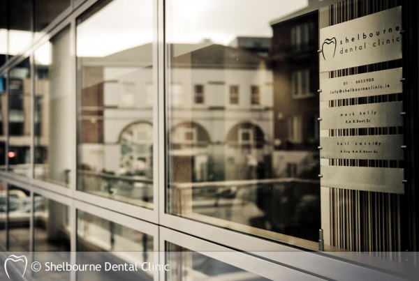 Shelbourne Dental Clinic Premises Exterior 2
