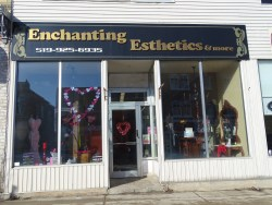 Enchanting Esthetics and Spa