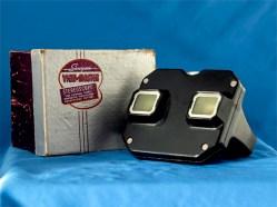 View Master Stereo-Scope, Circa 1950's