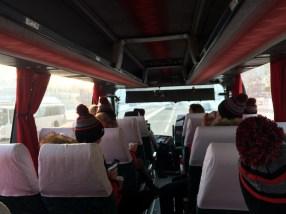 Tour bus time