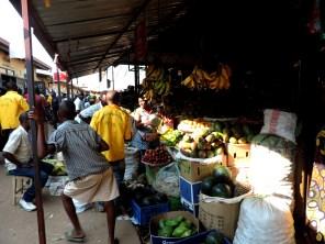 Traditional Produce Market
