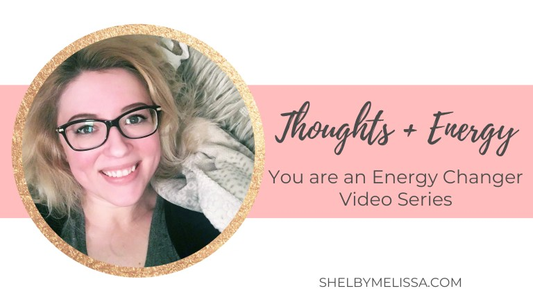 You are an Energy Changer thumbnail video 03