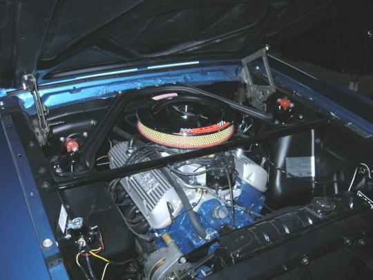 1966 gt350 saphire - 100