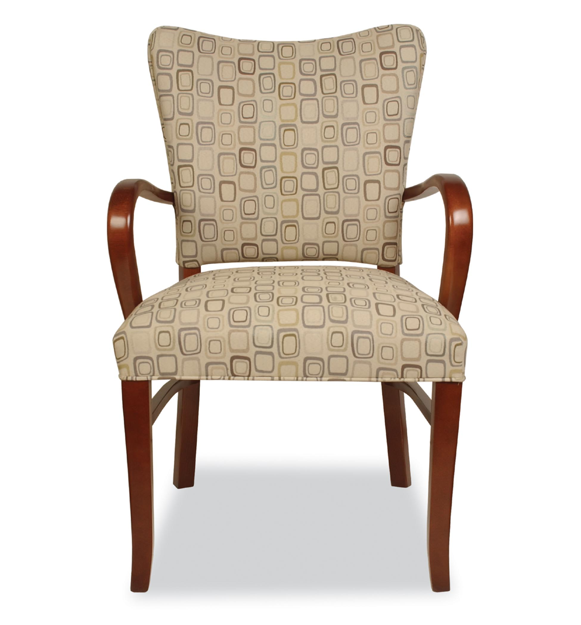 Wooden Arm Chair 3195 Wood Arm Chair