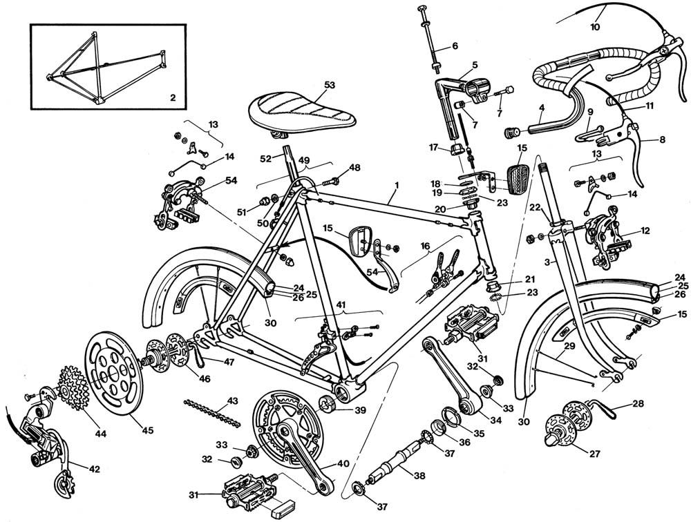 Bike Dc Motor Diagram