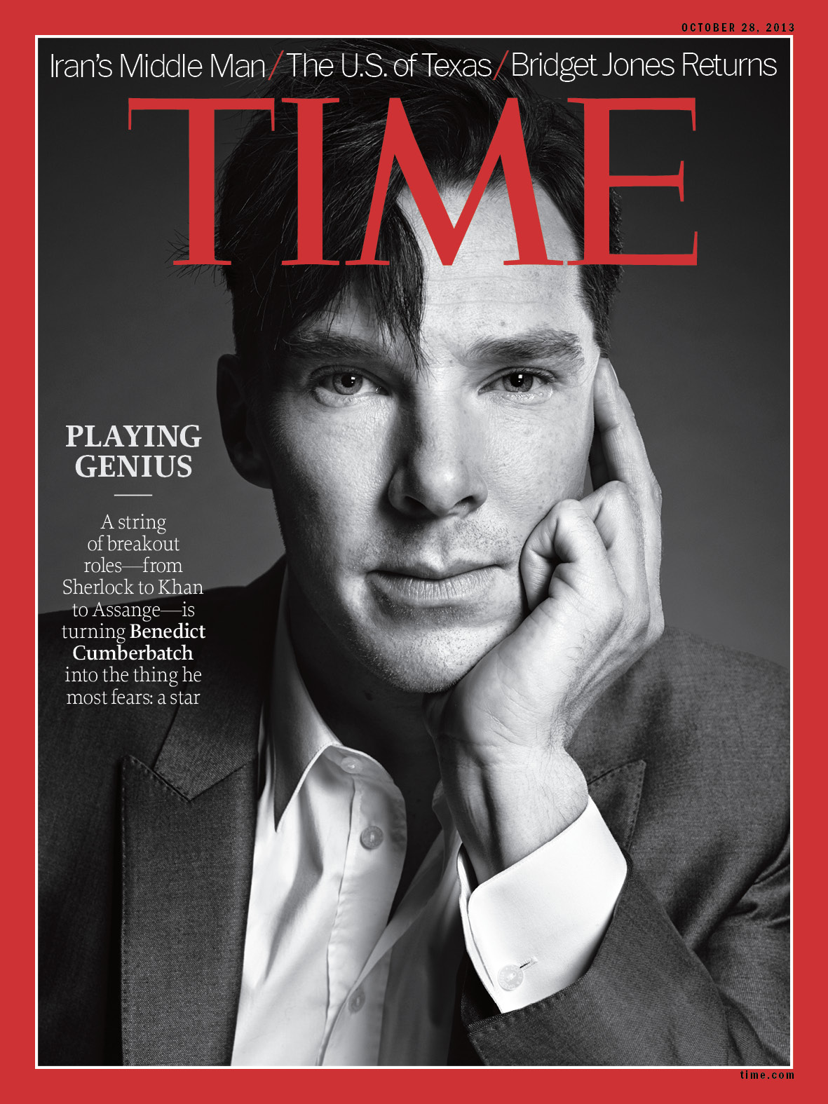 Photoshop Experiments  TIME Magazine Cover  Hatties AS