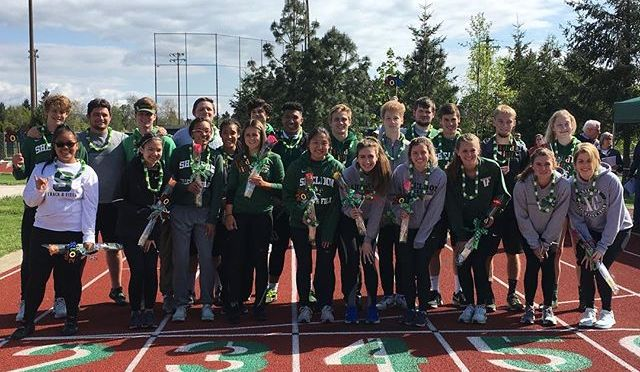 2018 T&F Seniors Day