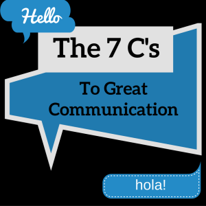 7-cs-to-great-communication