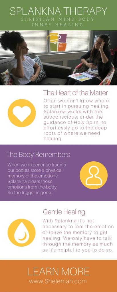Infographic explaining Splankna Therapy