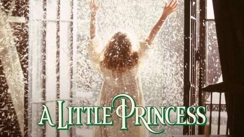 A Little Princess movie cover