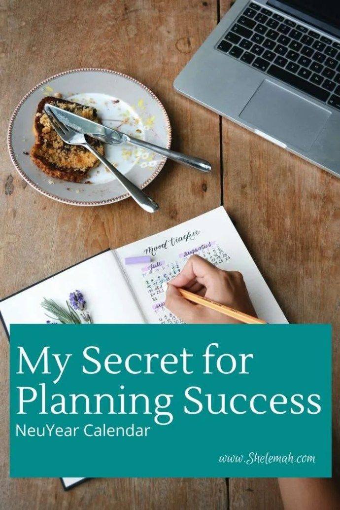 My secret for planning success. Learn how one organizational tool has totally changed the way I view time and get stuff done #organization #calendar