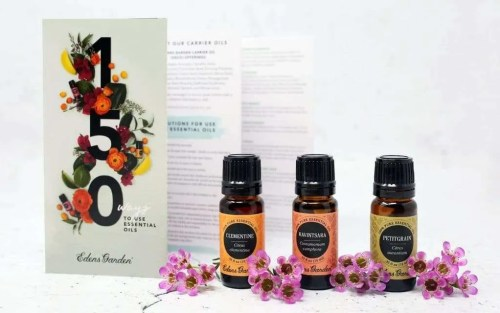 Edens Garden 150 ways to use non-mlm essential oils