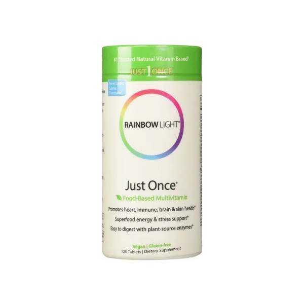 Rainbow Light Just Once daily multivitamin