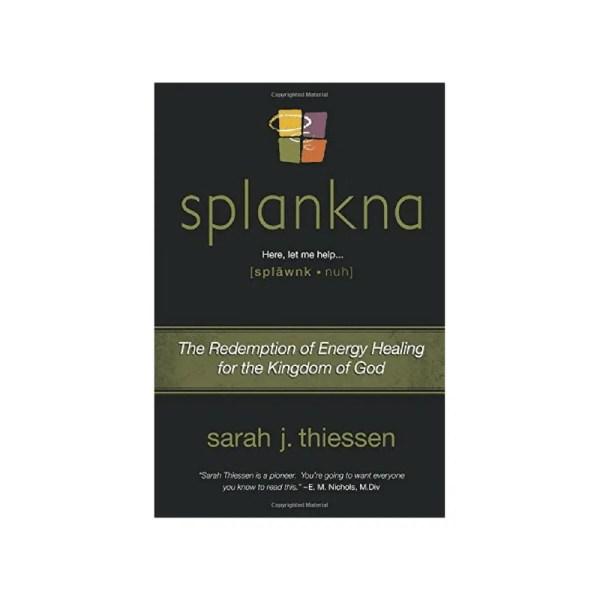Splankna by Sarah Thiessen