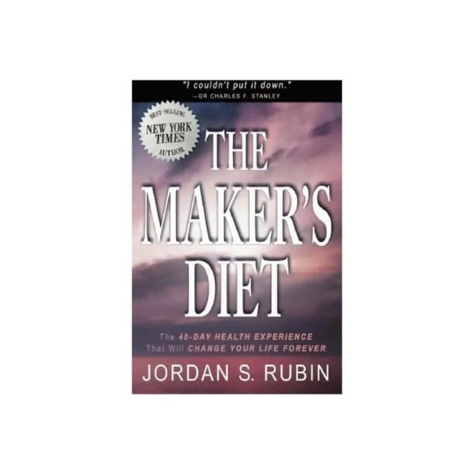 The Maker's Diet by Jordan Rubin