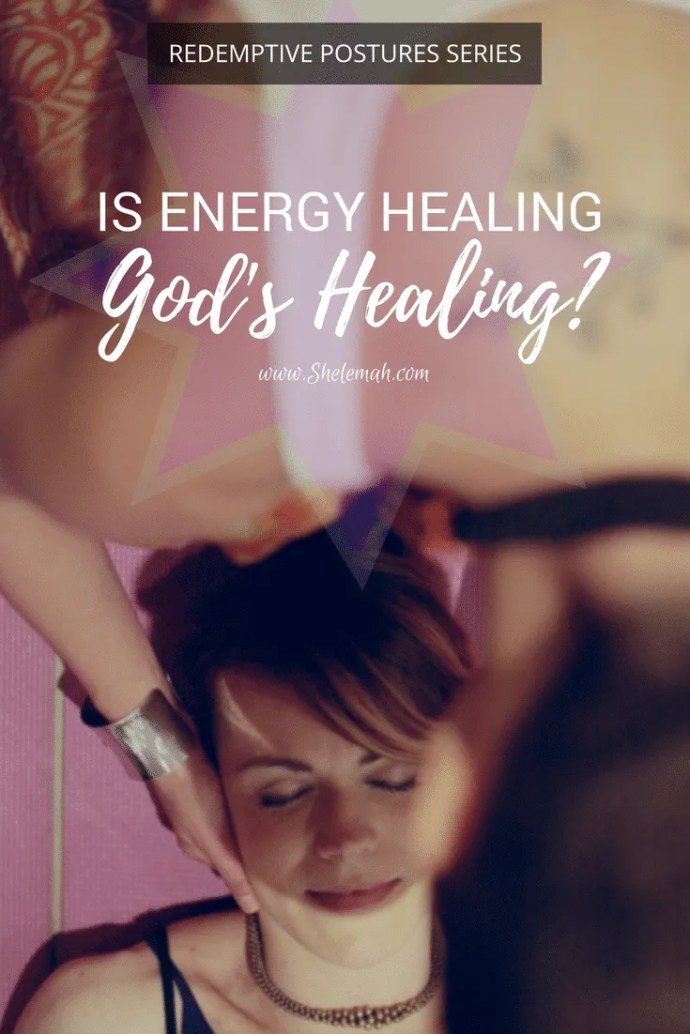 Energy healing from a Christian perspective. What you need to know about reiki, EFT TFT tapping, and other healing methods. #tapping