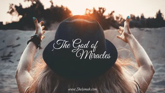 The God of miracles Bible study through the book of Mark