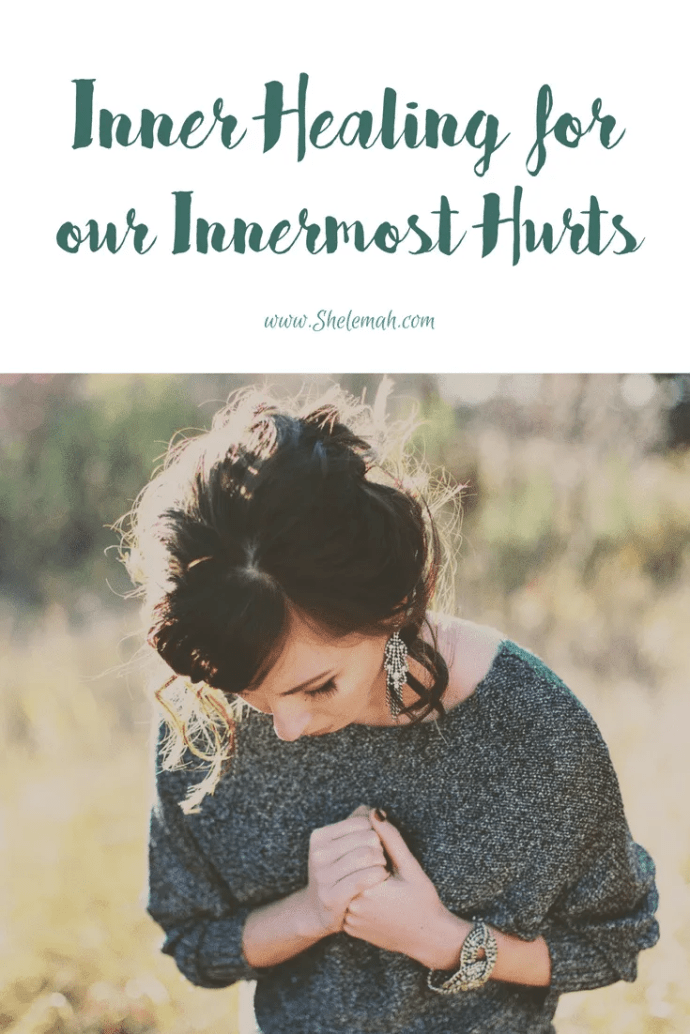 We all have deep hurts we don't know how to heal from. But you don't have to figure it out alone. Learn how inner healing can help bring freedom to those innermost hurts. #emotionalhealth #selfcare