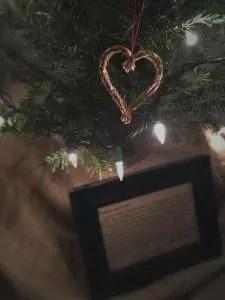 my favorite Christmas gift prophetic word