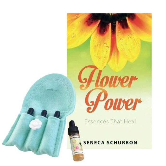 flower essence gift set