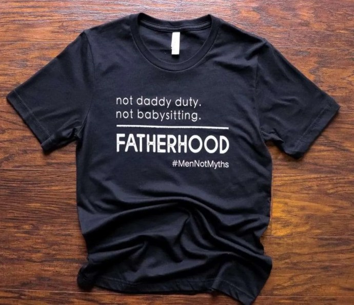 Men not Myths - brand by a loving father, for other loving fathers and those who love us.