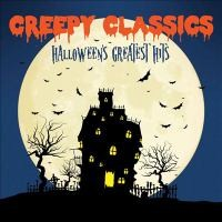 Cover image for Creepy Classics