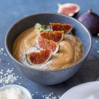 Vegane Süßkartoffel Smoothie Bowl á la Pamela Reif
