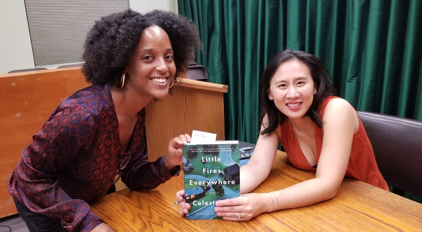 Book Launch: 'Little Fires Everywhere' by Celeste Ng