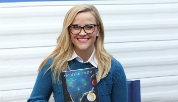 Reese Witherspoon's Hello Sunshine Picks 'The Night Tiger' for April Book