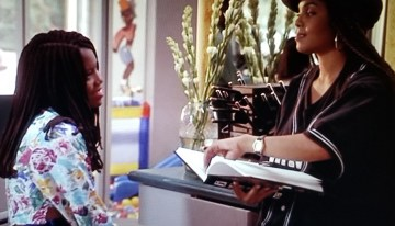 How the introverted black writer girl became visible in 'Poetic Justice'