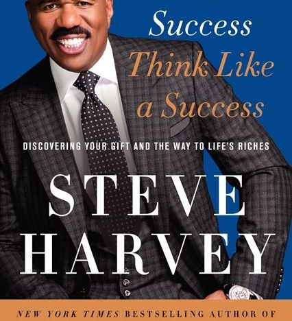 Book Review: 'Act Like a Success, Think Like a Success' by Steve Harvey